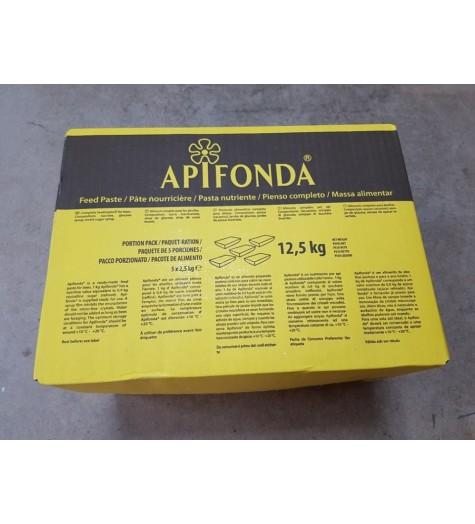 "Допълващ фураж за пчели ""Апифонда"" 2,5 кг."