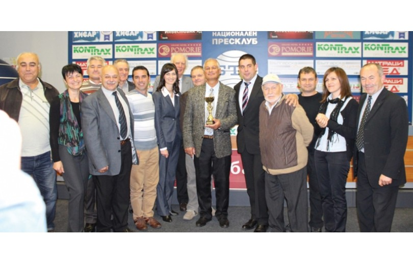 На върха – Николай Бурулянов и фамилия