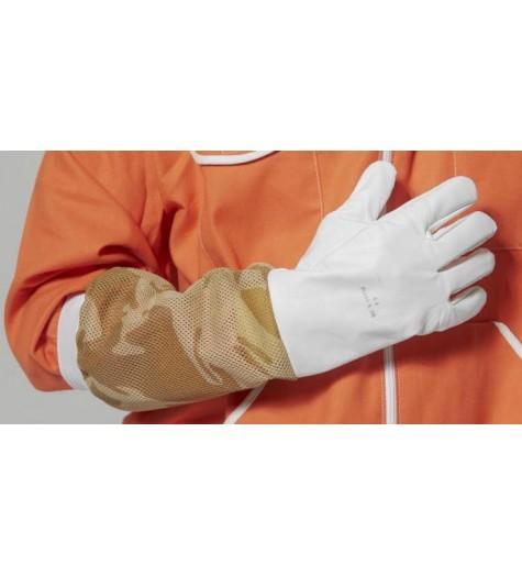 Ръкавици бели