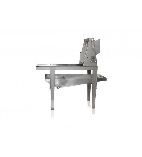 Полуавтоматична машина за разпечатване на пити с мед - Дживан