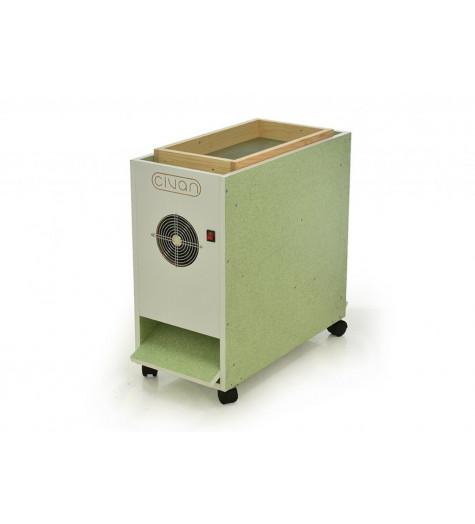 Машина за почистване на пчелен прашец - Дживан