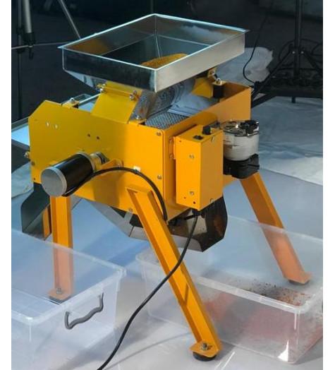 Мини сепаратор за пчелен прашец Дживан