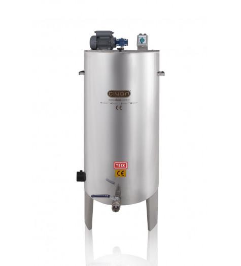 Маторатор за втечняване и разбъркване на мед 150 кг - Дживан